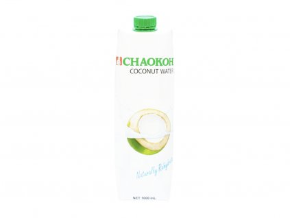 chaokoh kokosove voda 100% 1L