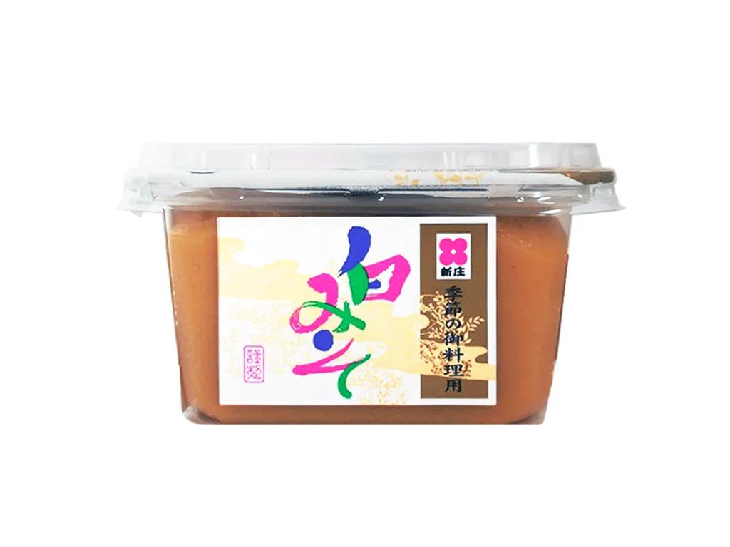 Levně Shinjyo Miso pasta světlá (Shiro) 300g