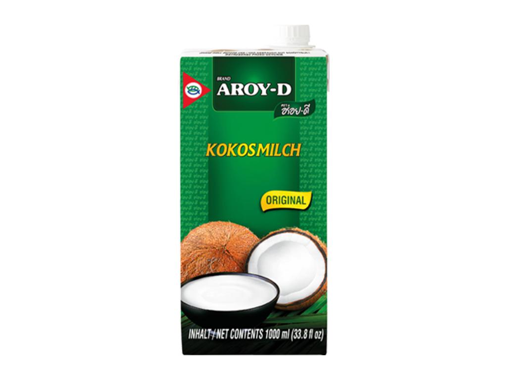 Aroy-D kokosové mléko 1L