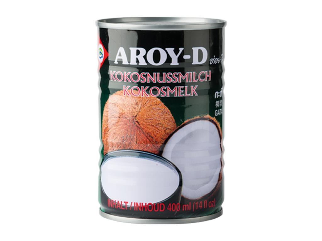 AROY-D kokosové mléko 400ml