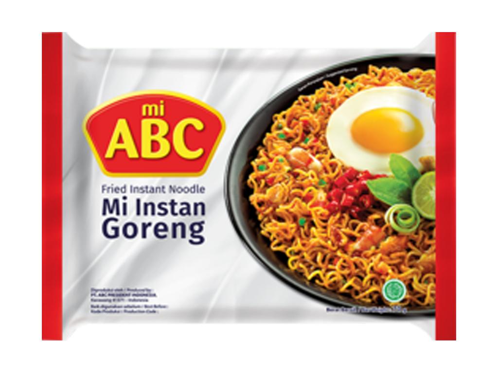 ABC instantní Mi Goreng nudle smažené 70g