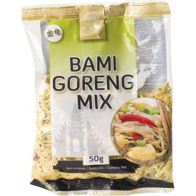 Golden Turtle kořenící mix Bami Goreng 50g