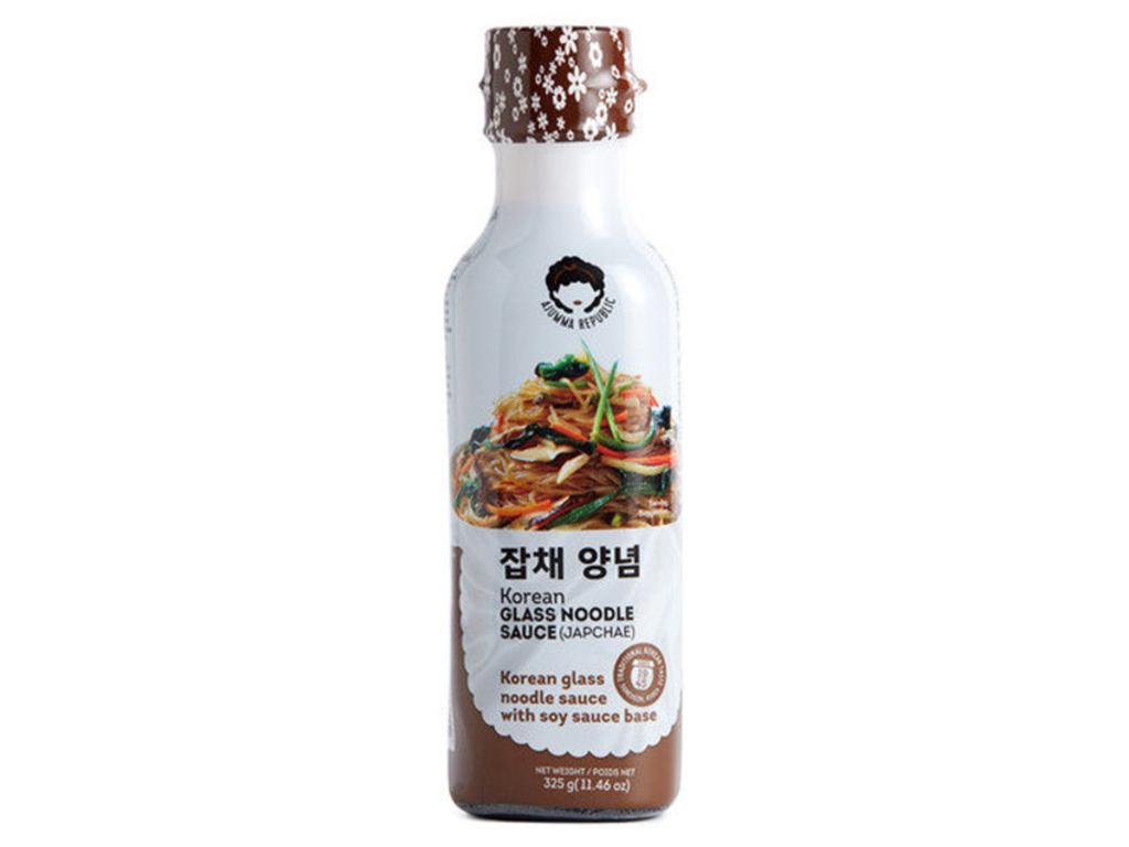 Ajumma Republic Korejská omáčka na skleněné nudle Japchae 258ml