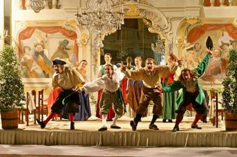 SALTI CIVILES - měšťanské baroko v písni a tanci