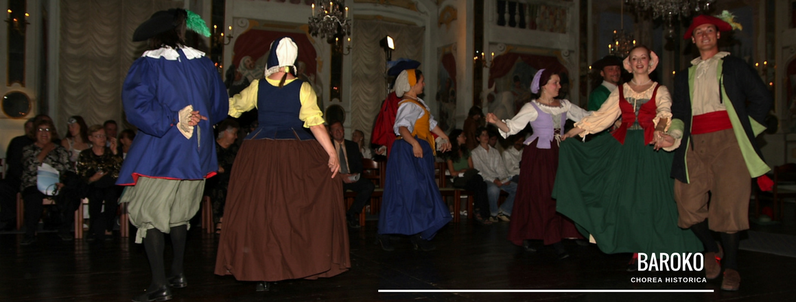 Baroko Chorea Historica