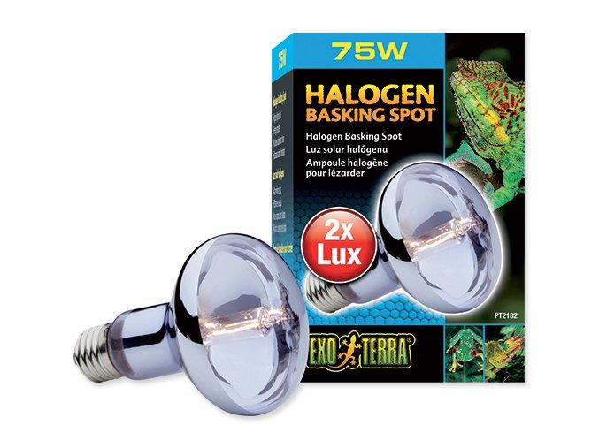 Žárovka Exo Terra Sun Glo 75W Halogen neodymium