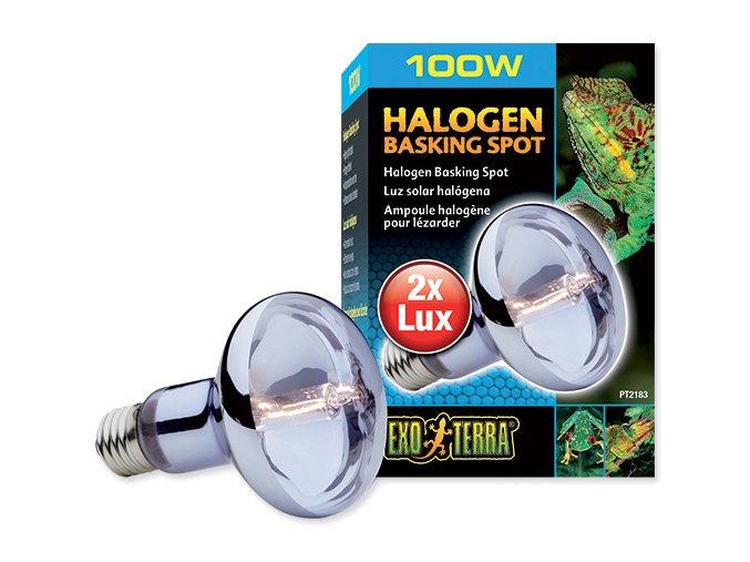 Žárovka Exo Terra Sun Glo 100W Halogen neodymium