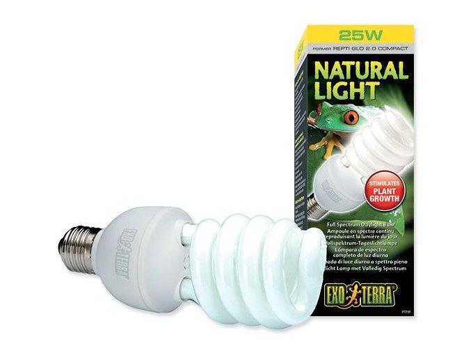 Žárovka EXO TERRA Natural Light 2.0 25W