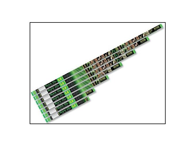 Zářivka Repti Glo 5.0, 15W, 45 cm