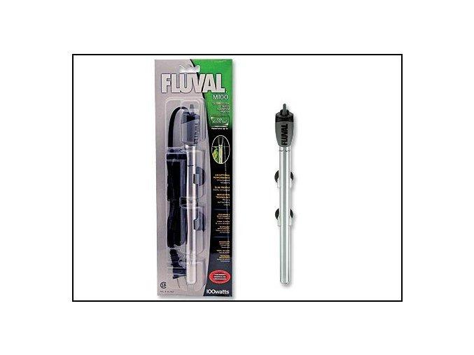 Topítko Fluval M metalické 100W