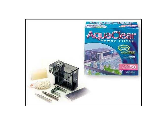 vnější filtr do akvárií  Aqua Clear 70