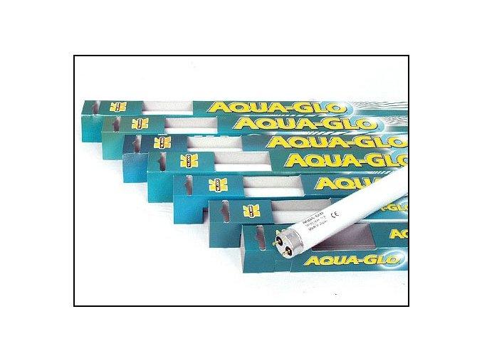 Zářivka Aqua Glo fialová 37 cm 14W
