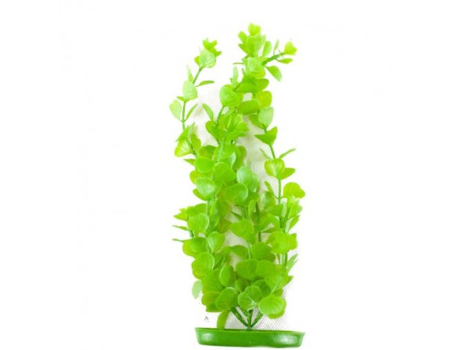 Plastová rostlina do akvária. Velikost: 30 cm.