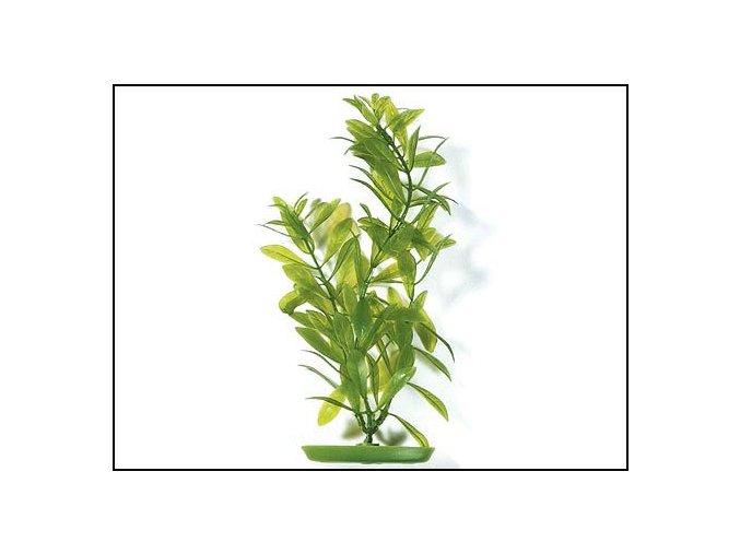 Umělá rostlina do akvária. Velikost: 30 cm.