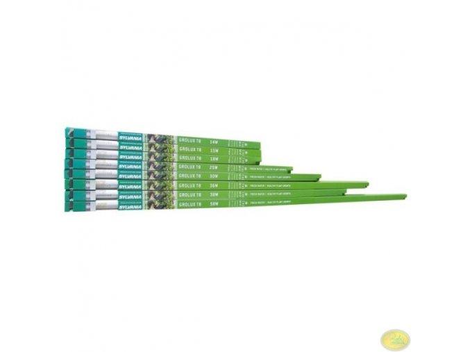Zářivka Sylvania GRO-LUX T8, 25W, 742 mm