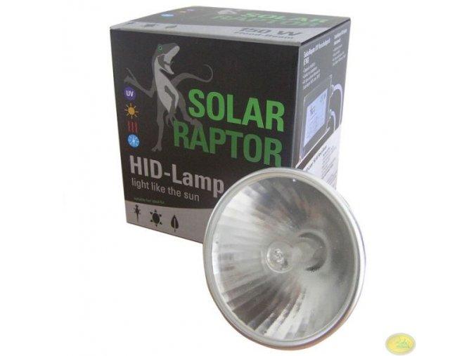 Lampa UVB 150W HID Flood Solar Raptor