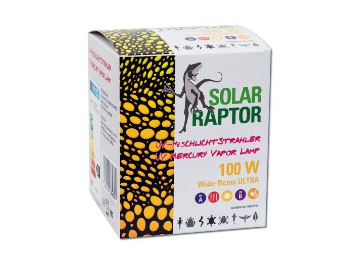 lampa 100w uvb e27 solar raptor econlux 898
