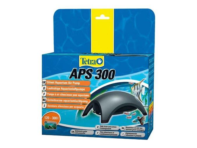 Vzduchovací motorek pro akvárium o objemu 120 - 300 litrů.