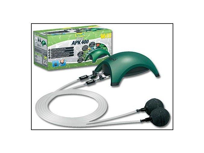 Vzduchovací motorek pro zahradní jezírka.
