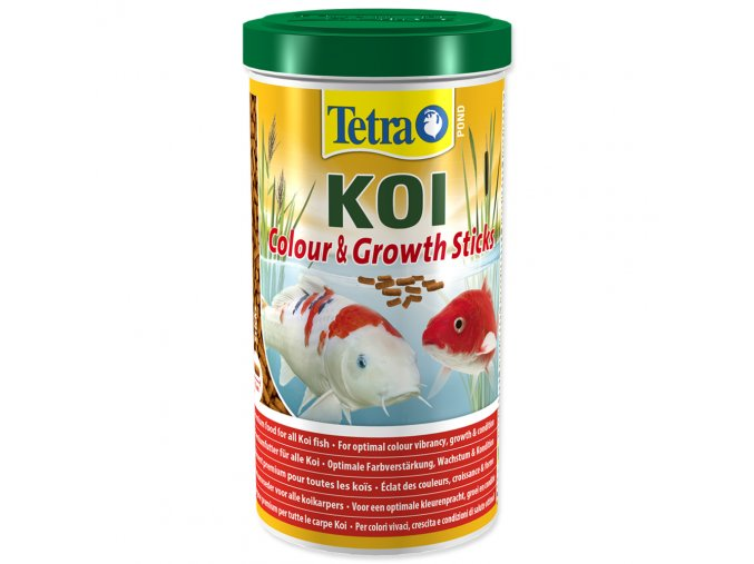 Tetra Pond Koi Sticks Growth 1l