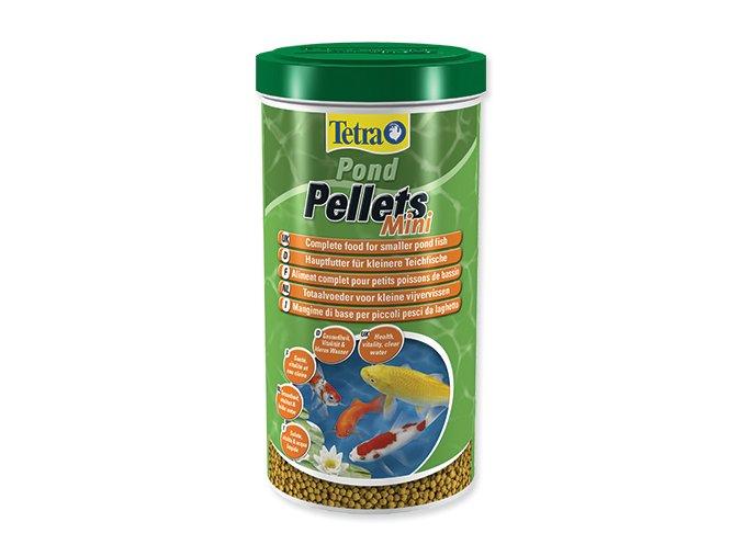 Tetra Pond Pellets small 1l
