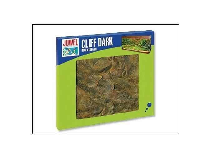 Pozadí akvarijní s motivem útesu | 60 x 55 x 3,5 cm