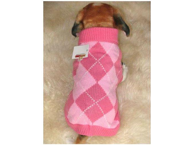 obleček pro psa svetr