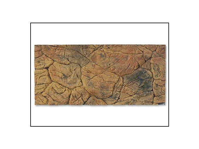 Pozadí akvarijní Slim | 80 x 40 cm