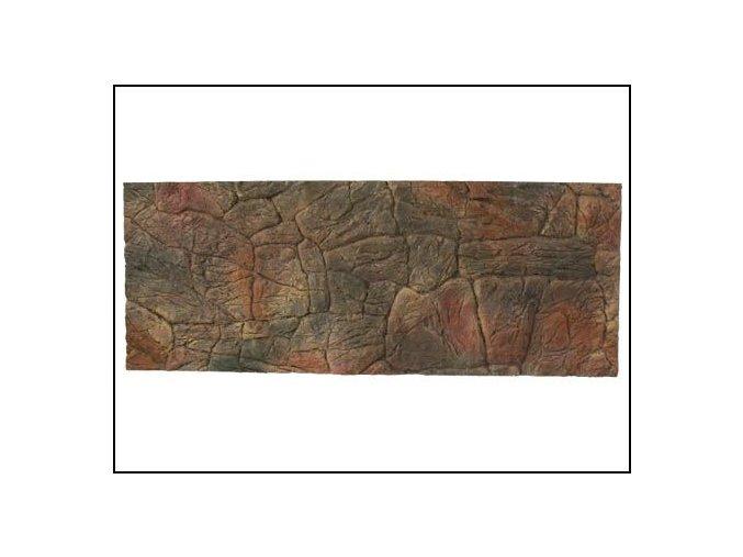 Pozadí akvarijní Slim | 120 x 50 cm