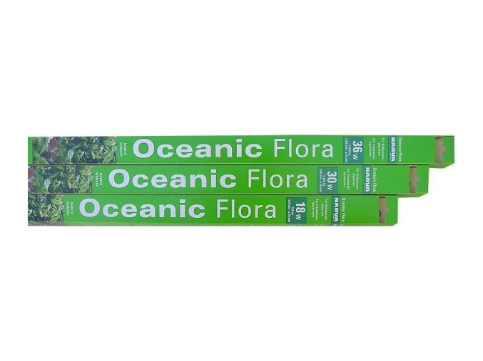 Zářivka Oceanic Flora 18W 60cm Narva
