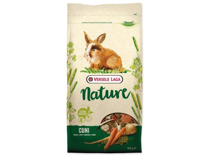Kompletní krmivo pro králíky