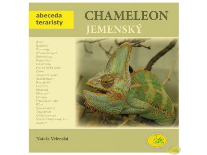 Chameleon jemenský - Nataša Velenská