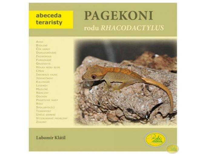 Pagekoni rodu Rhacodactylus - Lubomír Klátil