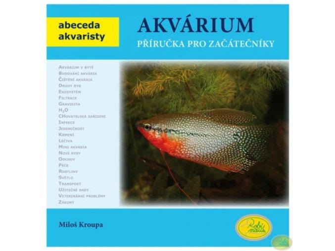 Miloš Kroupa akvárium