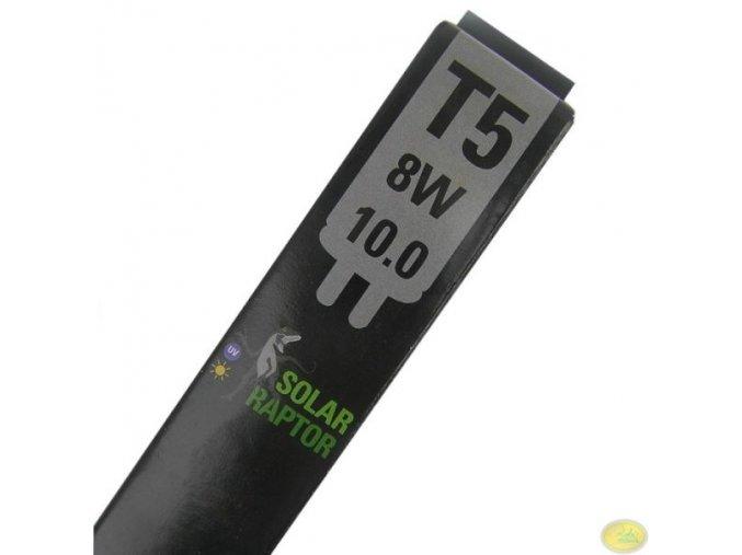 Terarijní zářivka T5 8W 10.0 UVB Solar Raptor