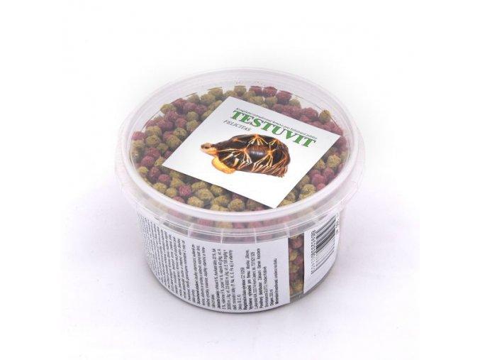 Krmivo Testuvit pro suchozemské želvy | 250 ml