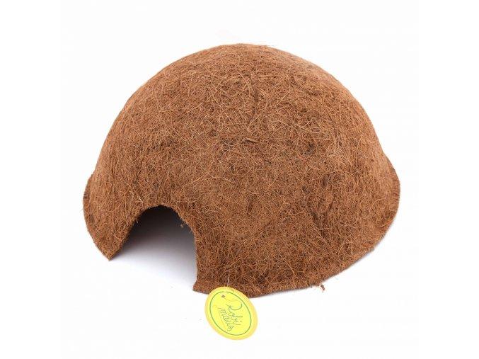 ukryt pro plazy 30cm z kokosoveho vlakna