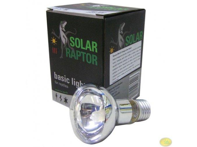 Žárovka 28W E27 Halogen Solar Raptor
