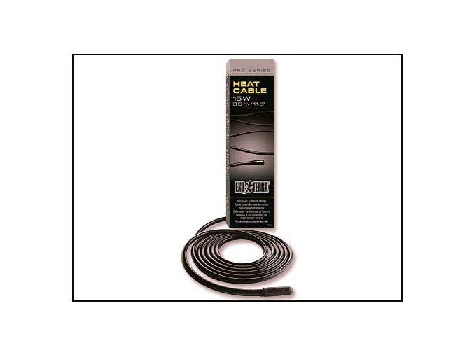 Kabel topný ExoTerra 3,5 m 15W