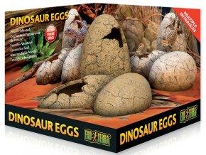 dinosauří vejce dekorace