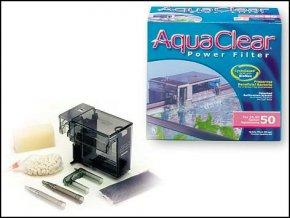 Vnější filtrace aqua clear 50
