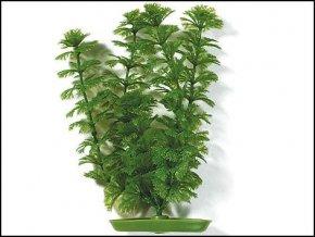 Plastová rostlina do akvária. Velikost: 20 cm.