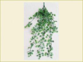 Rostlina Canabis 75cm plastová