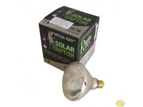Lampa 160W UVB E27 Solar Raptor