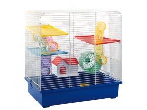 klec s výbavou pro myši a hlodavce