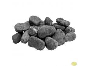 Kámen dekorační černý