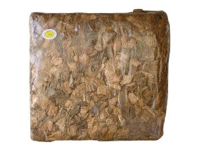kokosove chipsy lisovane 30x30x10 15cm cca 4kg