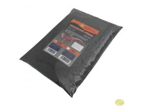 Terarijní písek černý jemný 4 kg