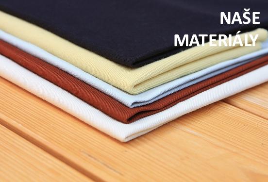 Naše materiály
