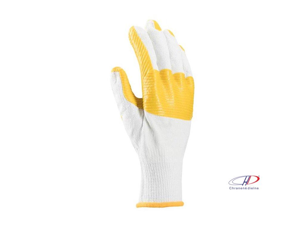 Pracovné rukavice ROYD na stojan 10